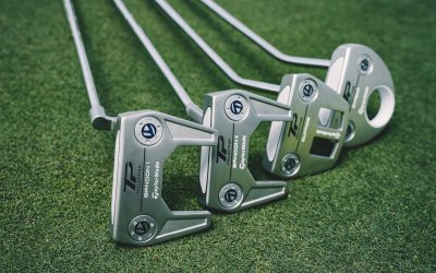 TAYLORMADE GOLF COMPANY INTRODUCES PREMIUM COLLECTION OF TP HYDRO BLAST PUTTERS